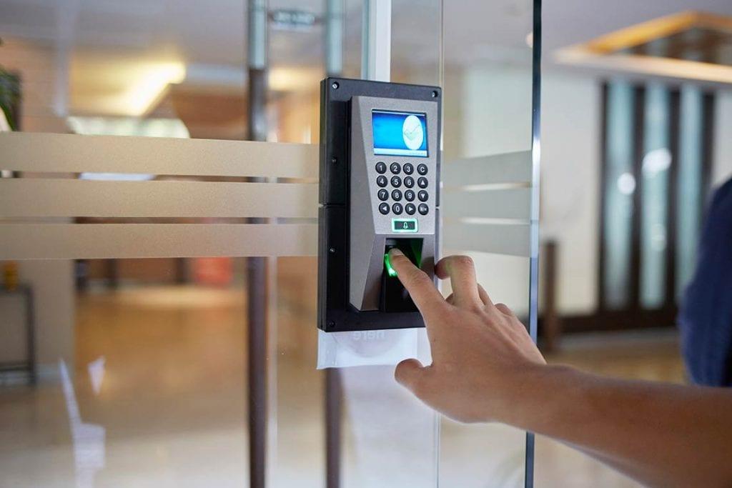 Brainerd Security Access Control